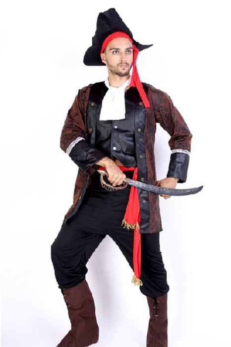 Movie Costumes Pirates of the Caribbean Male Female